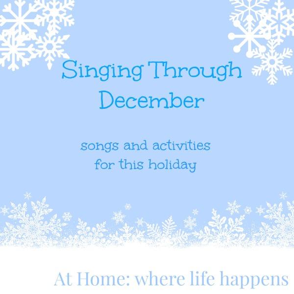 Singing Through December