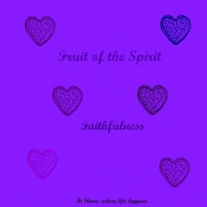 Faithfulness title