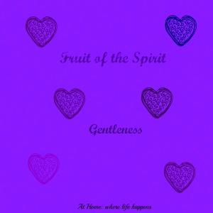 Gentleness title