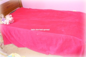 bed spread pic