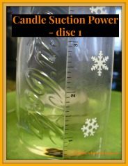 candle suction power