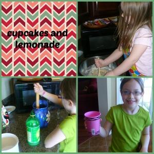cupcakes and lemonade 2