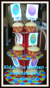 cupcakes and lemonade