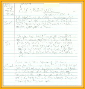 L's air pressure write up