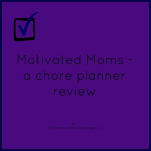 Motivated Moms title