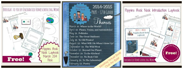 themes and lapbook images