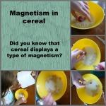 cereal magnetism