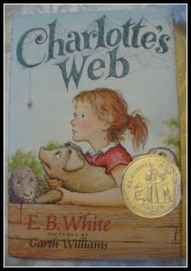 Charlotte's Web framed