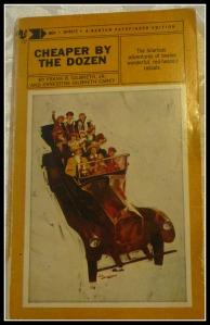 Cheaper by the Dozen framed