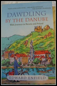 A non-fiction book about a man who bicycled down the Danube River and his experience along the way.