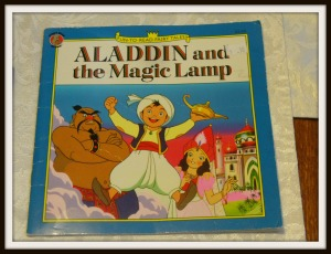 E - Aladdin