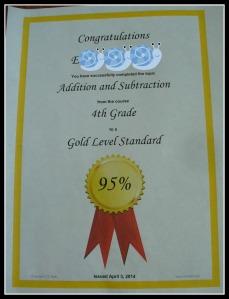 E award