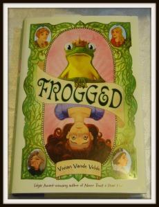 E - Frogged
