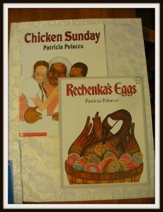 E - Patricia Polacco books