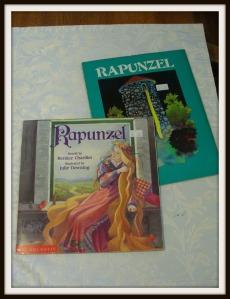 E - Rapunzel