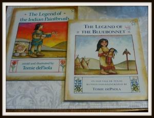 E - Tomie dePaola books