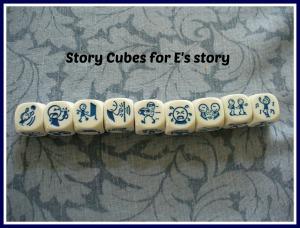 E's story cubes
