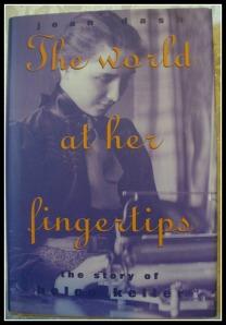 A lovely biography of Helen Keller.