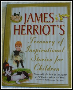 All of James Herriot's writing are interesting. This is a collection taken from his other works but I have enjoyed all of his writings.