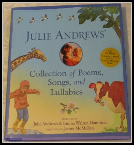 Julia Andrews has created an inspiring collection that brightens any day. Poetry is a particular favorite but her collection is so much fun.
