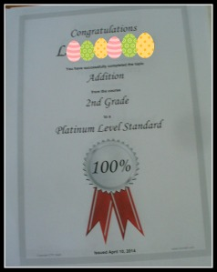 L award