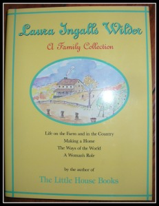 Again, anything by Laura Ingalls Wilder is a favorite with me. From her writing to biographies about her and where she lived - I enjoy them all.