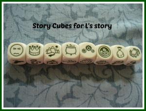 L's story cubes