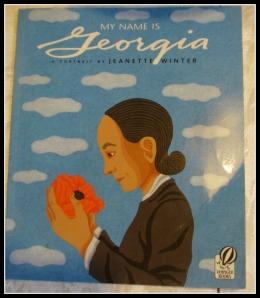 A sweet biography of Georgia O'Keeffe.
