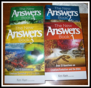 C answers books