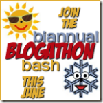 Blogathon Summer button