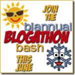 Blogathon Summer button