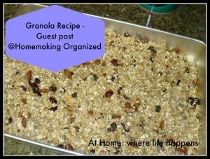granola title post