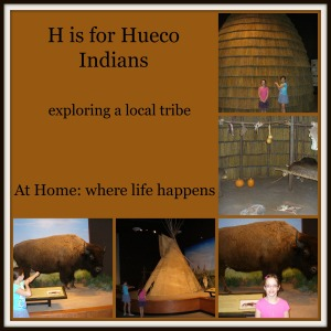 H - Hueco Indians