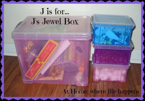 J - jewel box