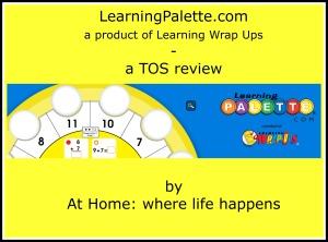 LearningPalette title