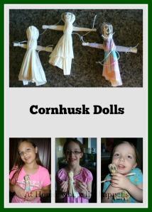cornhusk dolls