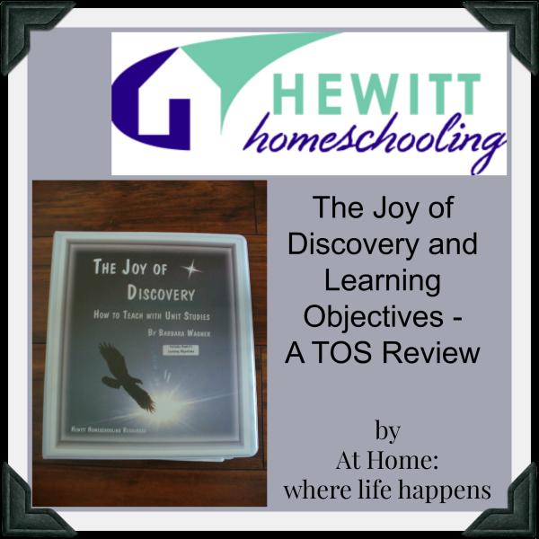 Hewitt Homeschooling title