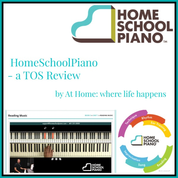 HomeSchoolPiano review
