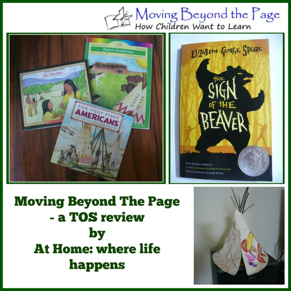 A Review – Moving Beyond The Page | At Home