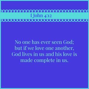 I John 4-12