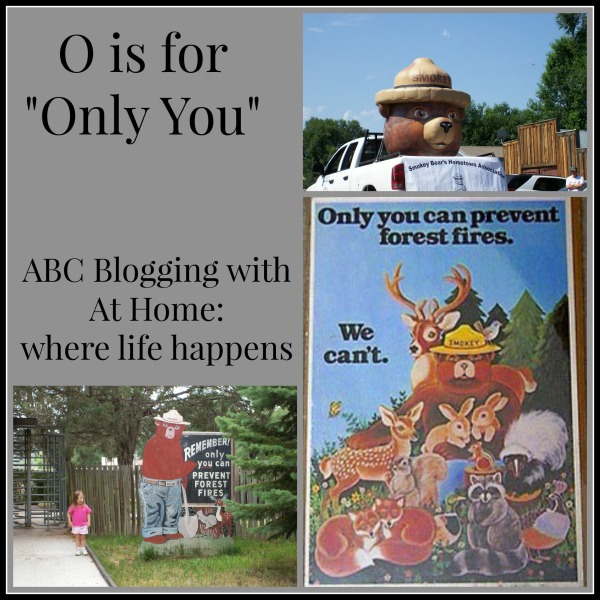 O is for Only You