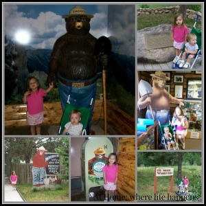 O Smokey Bear Historical Park