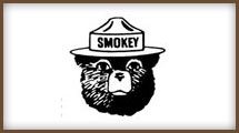 O Smokey face