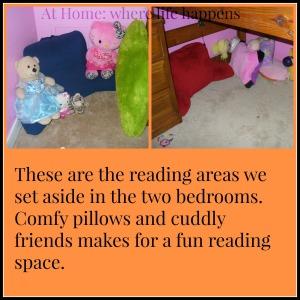 reading areas