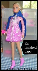 capes E finished