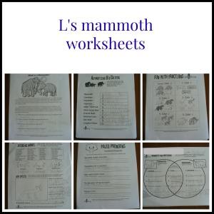 mammoth L