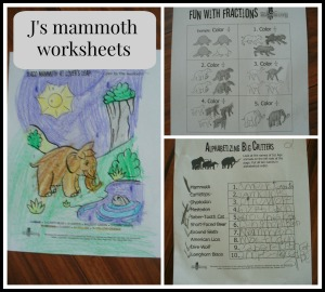 mammoths J