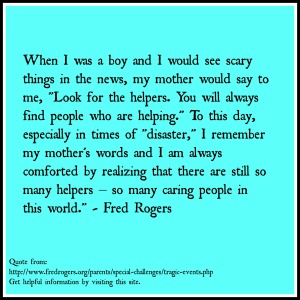 remembering 911 mister rogers