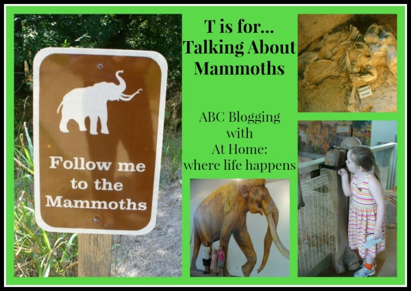 T Talking About Mammoths