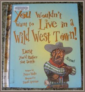 Wild West book
